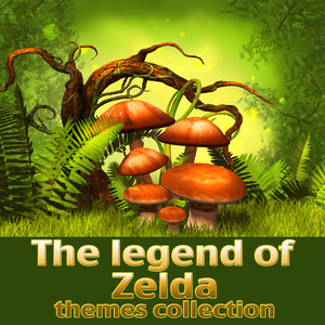 The Legend of Zelda Themes Collection -