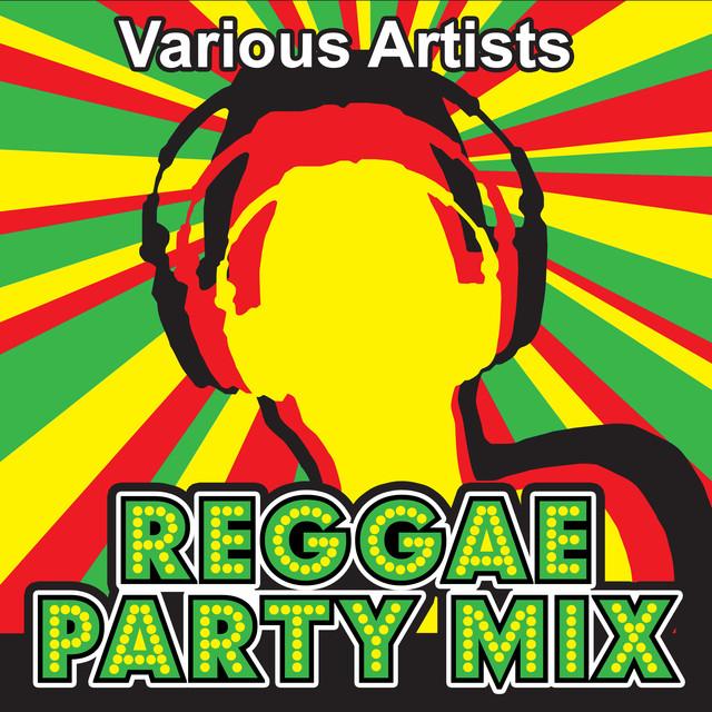 Various Artists Reggae Party Mix album cover