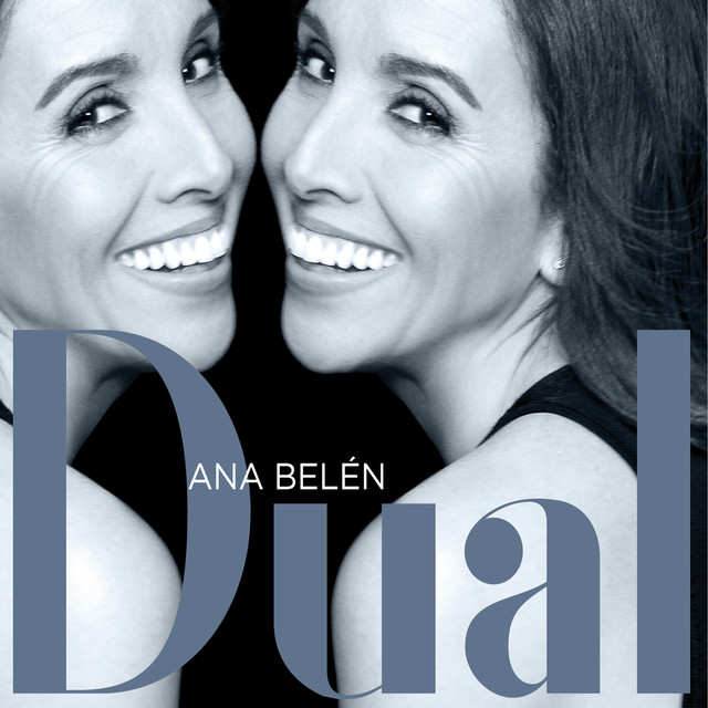 Album cover for Dual by Ana Belén