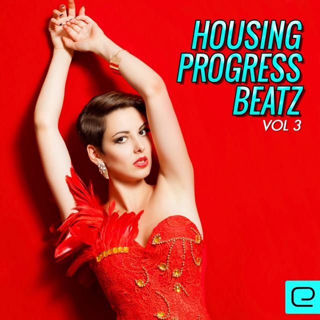 Housing Progress Beatz, Vol. 3 Albumcover
