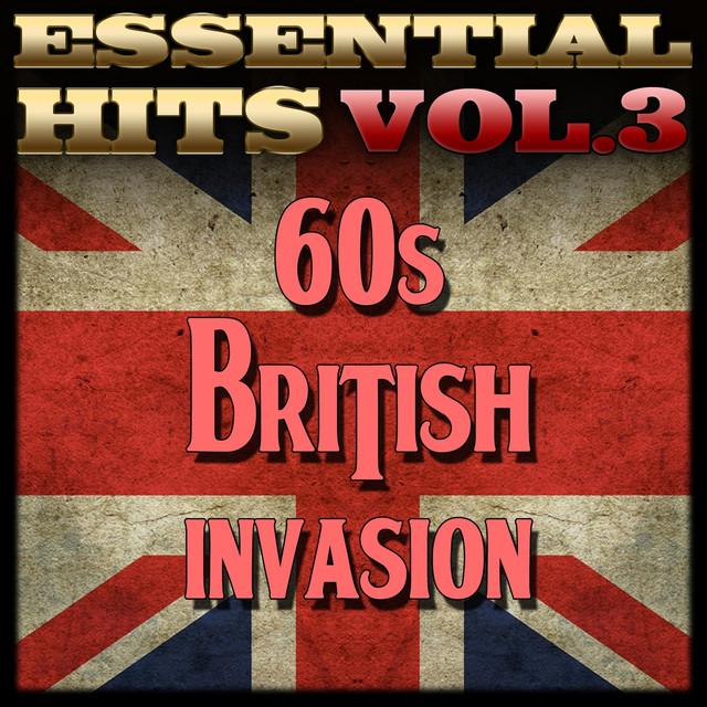 Essential 60s British Invasion Hits-Vol.3 Albumcover