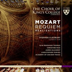 Mozart: Requiem Realisations - Mozart