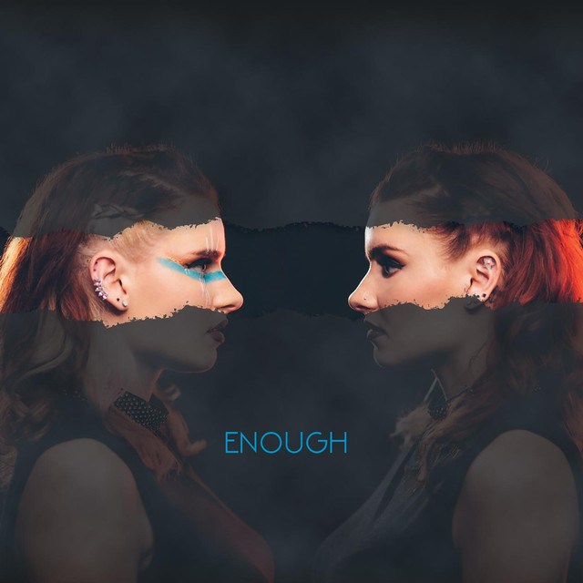Album cover for Enough by Sky Dixon