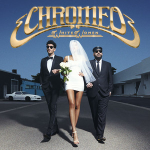 Chromeo Over Your Shoulder cover