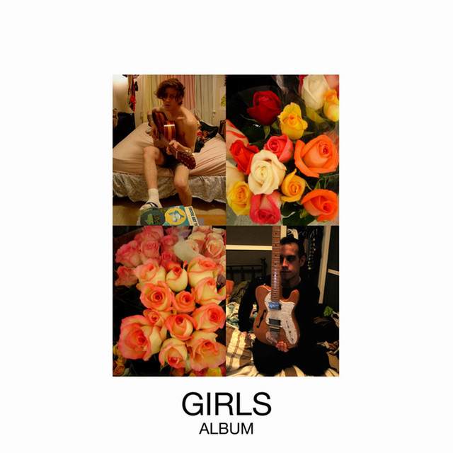 Album cover for Album by Girls