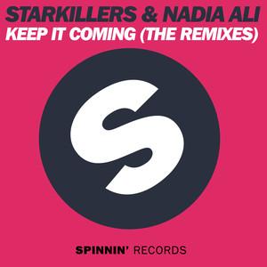 Keep It Coming (The Remixes) Albümü