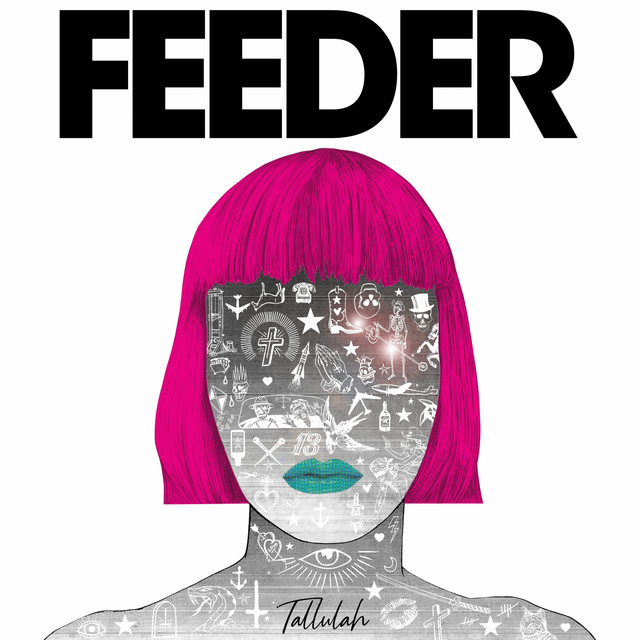 Album cover for Tallulah by Feeder
