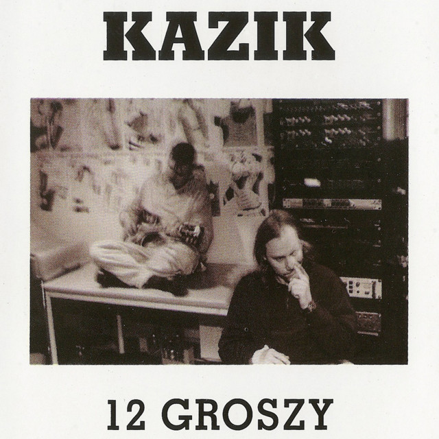 Album cover for 12 groszy by Kazik