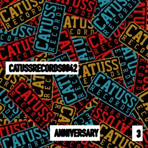 Catuss Recs Anniversary III Albumcover
