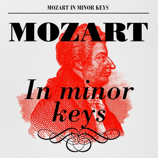 Mozart in Minor Keys Albumcover