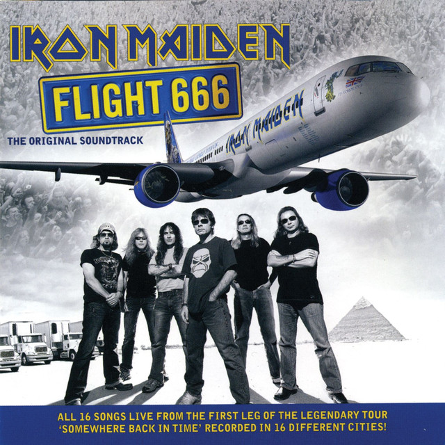 Flight 666 - The Original Soundtrack (Live)