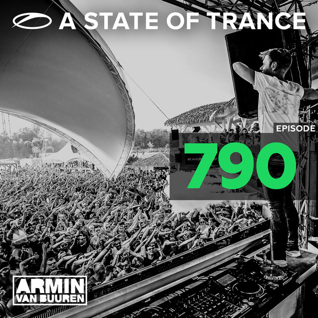 Album cover for A State Of Trance Episode 790 by Armin van Buuren