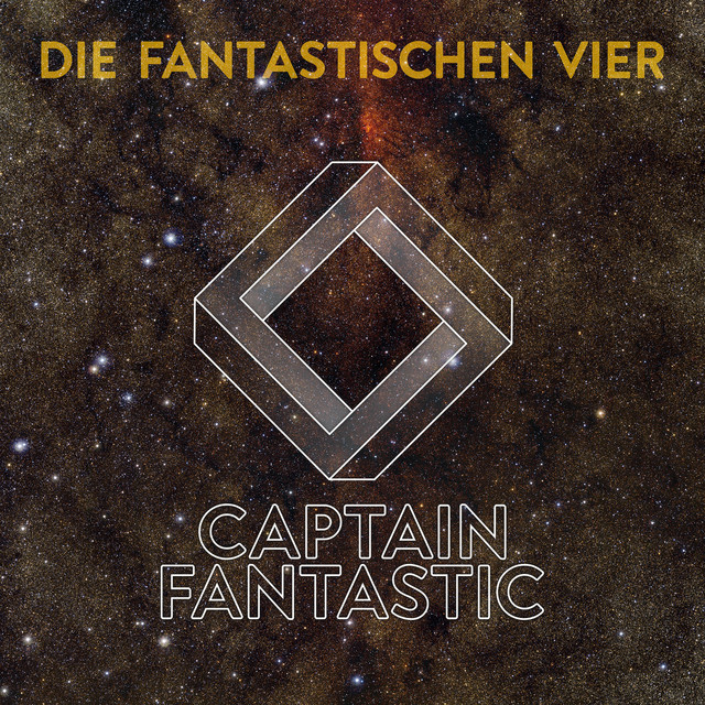 Album cover for Captain Fantastic by Die Fantastischen Vier