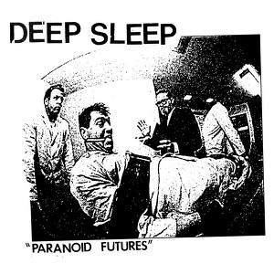 Paranoid Futures Albumcover
