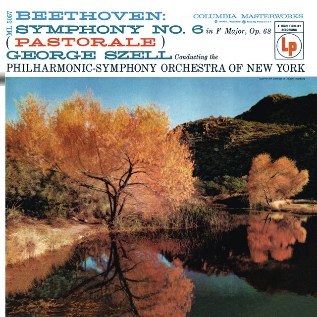 Album cover for Beethoven: Symphony No. 6 in F Major, Op. 68