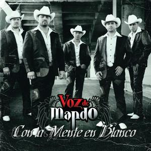Con La Mente En Blanco Albumcover