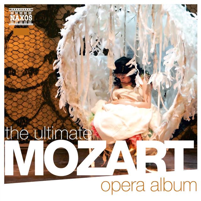 The Ultimate Mozart Opera Album Albumcover