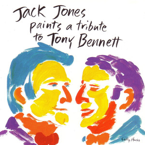 Jack Jones I Left My Heart In San Francisco cover
