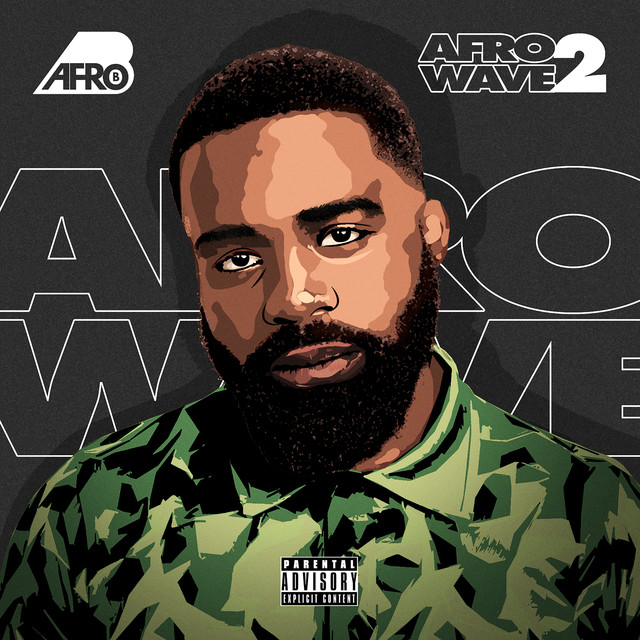 Album cover for Afrowave 2 by Afro B