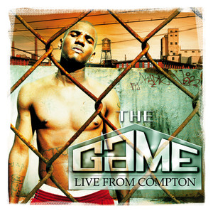 Live from Compton Albumcover