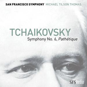 """Tchaikovsky: Symphony No. 6, """"Pathétique"""" Albümü"""