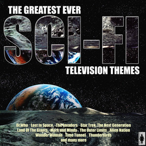 The Greatest Ever Sci-Fi Television Themes Albumcover