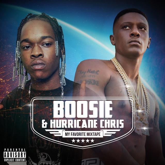 Album cover for My Favorite Mixtape by Boosie Badazz, Hurricane
