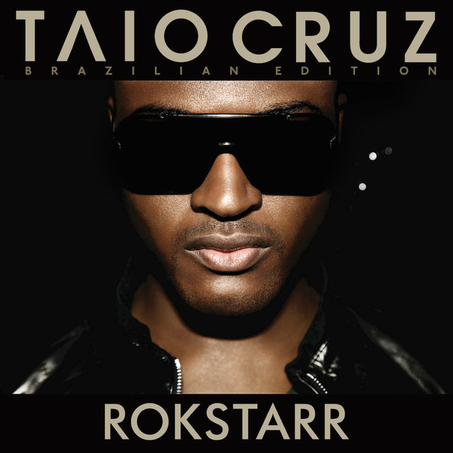 Taio Cruz Rokstarr (Special Edition) album cover
