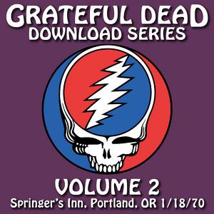 Download Series Vol. 2: 1/18/70 Albumcover