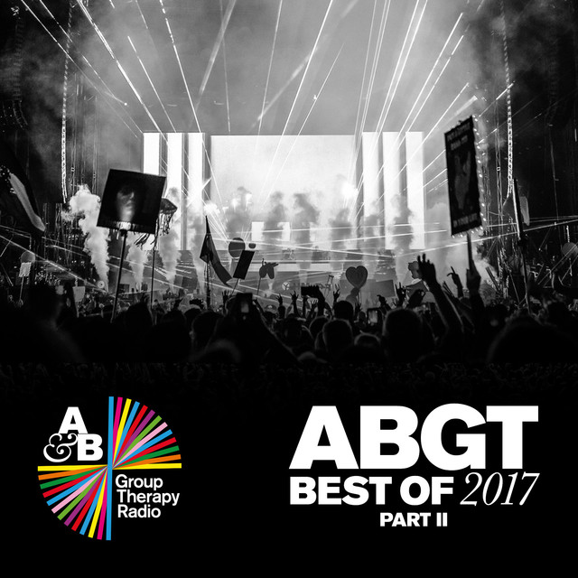 Album cover for Group Therapy Best of 2017 pt. 2 by Above & Beyond