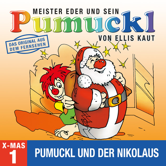 01: Weihnachten - Pumuckl und der Nikolaus (Das Original aus dem Fernsehen) Cover