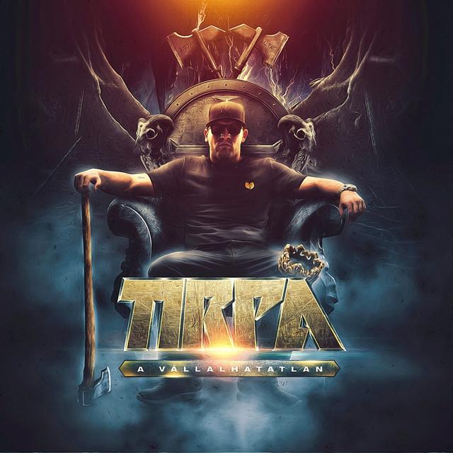 Album cover for A Vállalhatatlan by Tirpa