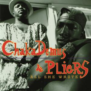 Chaka Demus & Pliers, Chaka Demus, Pliers Tease Me cover