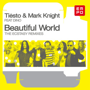 Tiësto, Mark Knight Beautiful World - Laidback Luke Remix cover