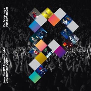 Pandemonium [Live at the O2 Arena, London - 21 December 2009] Albumcover