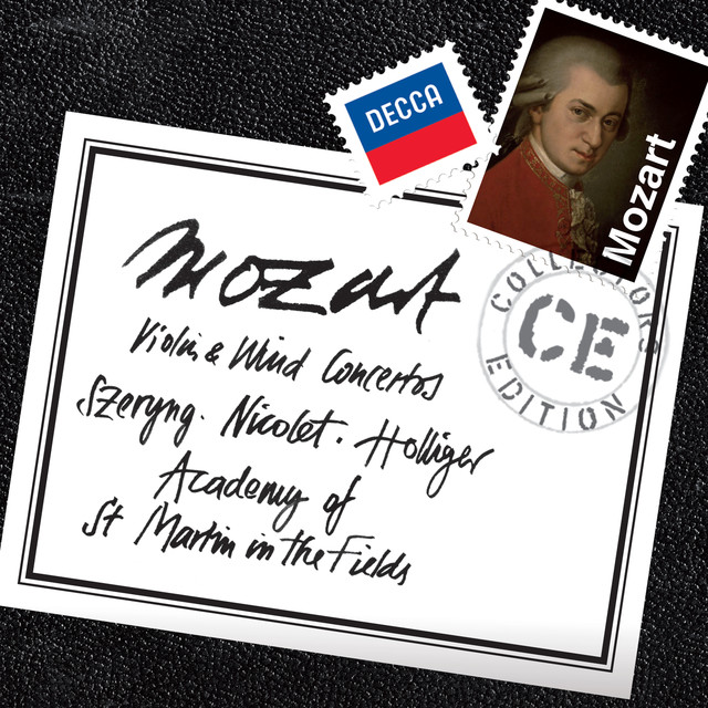 Mozart: Violin & Wind Concertos