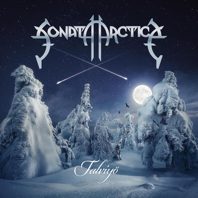 Album cover for Talviyö by Sonata Arctica
