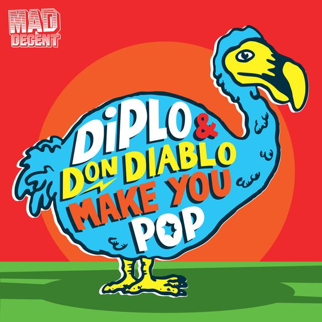 Make You Pop Albumcover