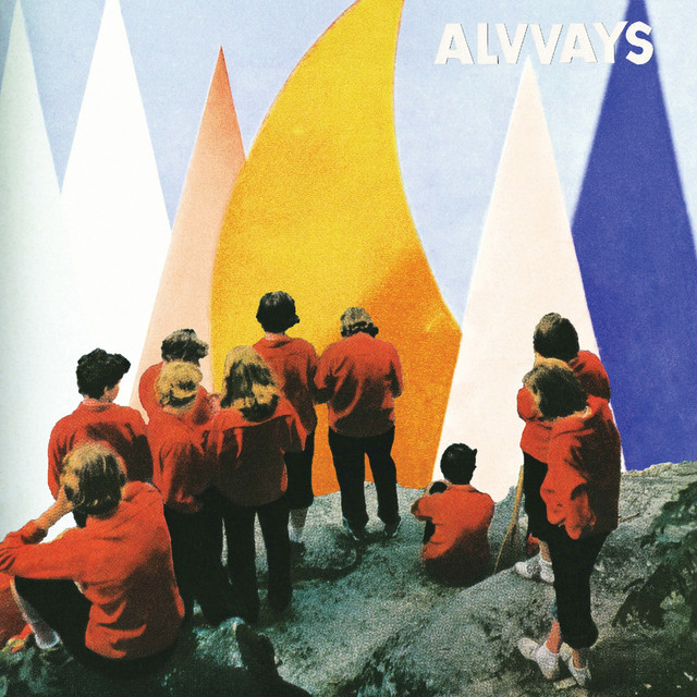 Album cover for Antisocialites by Alvvays