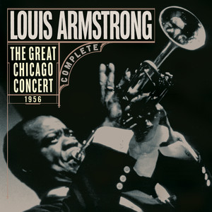 Louis Armstrong Stompin' at the Savoy cover