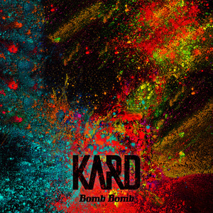 KARD 1st Digital Single 'Bomb Bomb' Albümü