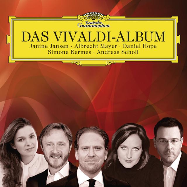 Das Vivaldi-Album Albumcover