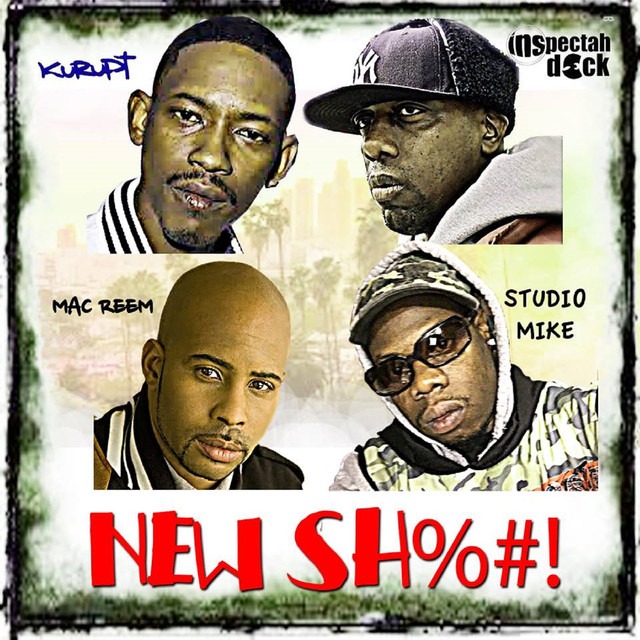 New Shit (feat. Mac Reem & Studio Mike)