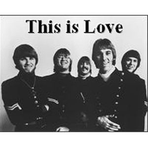 This Is Love album