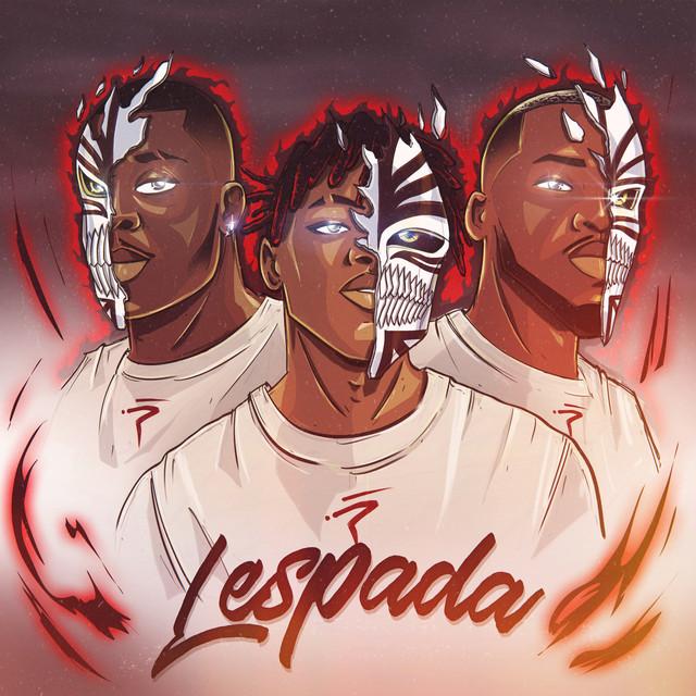 Album cover for Lespada by Lespada