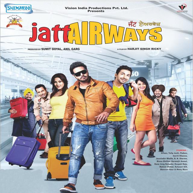 Jatt Airways (Original Motion Picture Soundtrack)