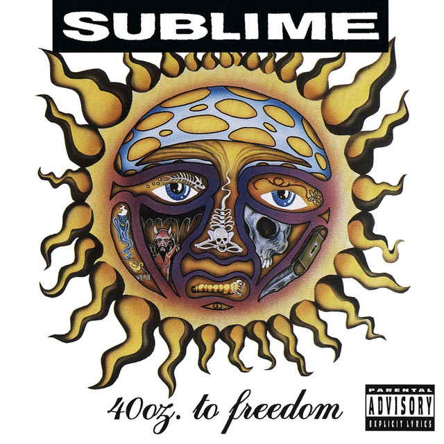 40oz To Freedom (Explicit Version) Albumcover