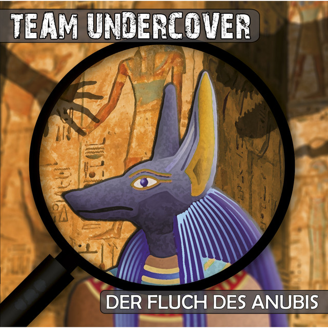Team Undercover Cover