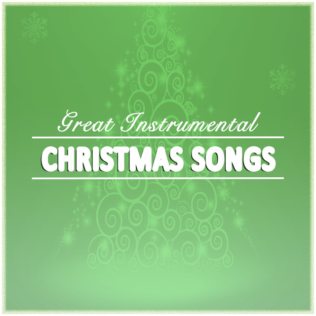 Great Instrumental Christmas Songs Albumcover