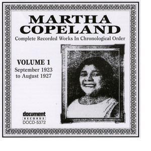 Martha Copeland Vol. 1 (1923-1927) album